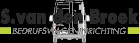 S. van den Broek Bedrijfswageninrichting logo